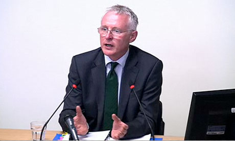 Leveson inquiry: Norman Lamb