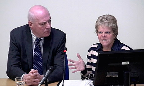 Dowlers and McCanns 'oppose newspapers' plan for new regulator' Bob-and-Sally-Dowler-008