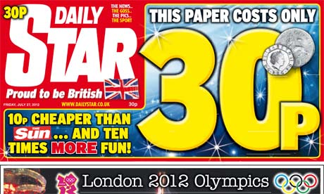 Daily Star - July 2012