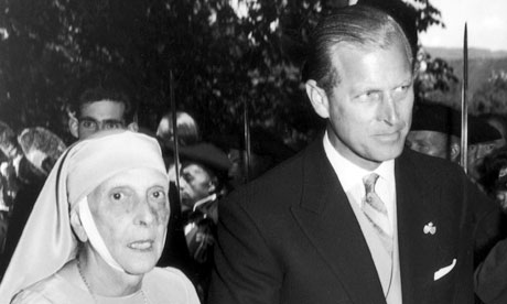 Prince Philip and Mum