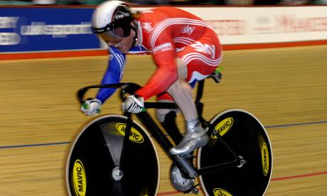 Paralympics 2012: Team GB's Jody Cundy