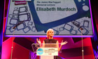 Elisabeth Murdoch's MacTaggart lecture