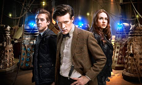 Doctor Who: The Asylum of the Daleks
