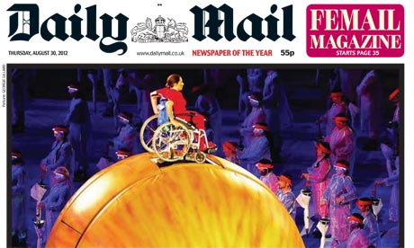 Daily Mail Paralympics