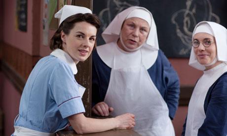 Call The Midwife 008 Segunda Temporada De «Call The Midwife» Estreia Em Portugal