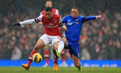 Premier League: Arsenal v Chelsea