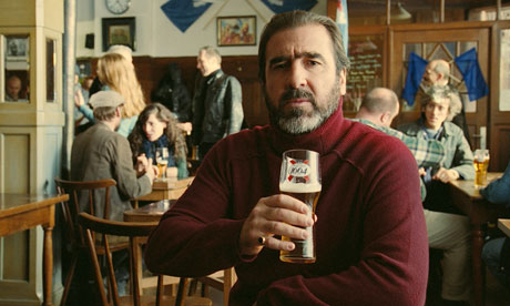 Video: Manchester United legend Eric Cantona stars in new Kronenbourg ad