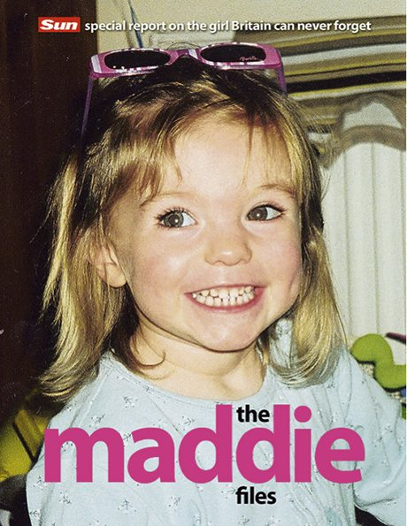 Madeleine McCann Siblings