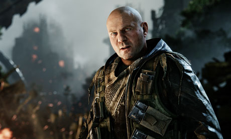Crysis 3: Ross Kemp lookalike Psycho