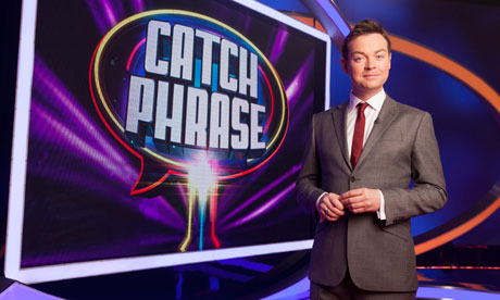 Catchphrase hosted by Stephen Mulhern