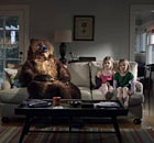 Tempur-Pedic &#39;Bear&#39; ad
