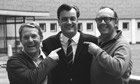 Eddie Braben (centre) with Eric Morecambe and Ernie Wise Photograph: The Graham Stark Photographic Library/Getty Images