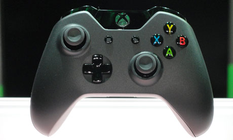 Xbox One: hands-on with controller and Kinect