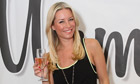Denise Van Outen Photograph: Claire Greenway/Getty Images