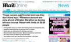 Mail Online scoops biggest ever digital day with Boston marathon bombing