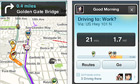 Waze travel app