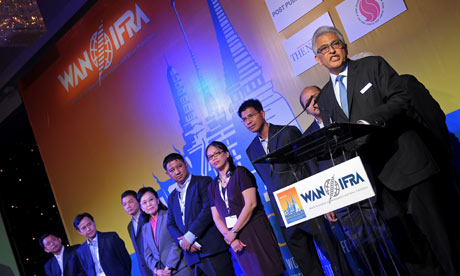 WAN-IFRA World Newspaper Congress