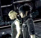 Final Fantasy XV battle gameplay trailer