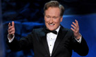 Conan O'Brien Photograph: Kevin Winter/Getty Images