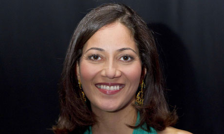 Mishal Husain: \'driven\' presenter powers way on to BBC Radio 4\'smishal