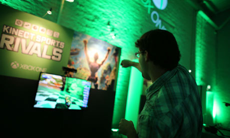 Gamescom: a gamer tries out Kinect on the Xbox One