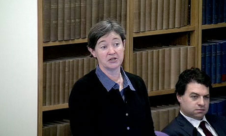 Leveson inquiry: Gill Phillips
