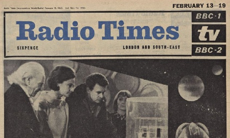 BBC digitises Radio Times back issues Genome project aims to put all the listings from the magazine from 1923 to 2009 online, offering a unique cultural archive