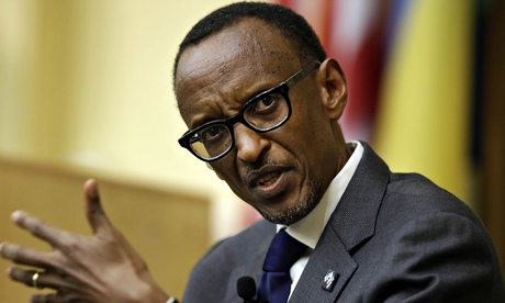 Rwandan president Paul Kagame criticised the BBC over its documentary on the 1994 genocide