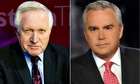 David Dimbleby and Huw Edwards