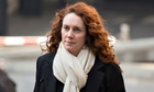 Rebekah Brooks denies giving evidence from 'prepared script'