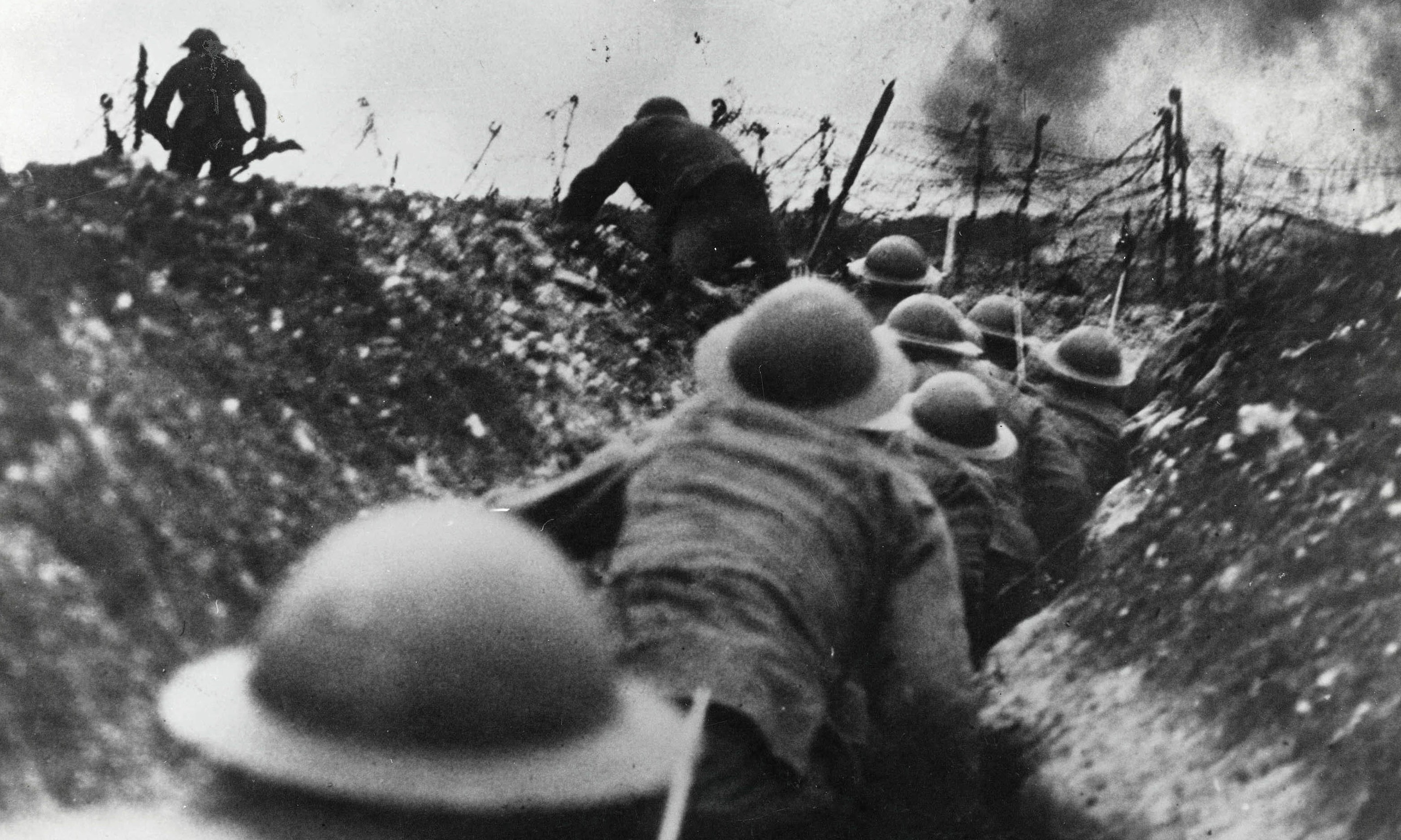 First World War How State And Press Kept Truth Off The