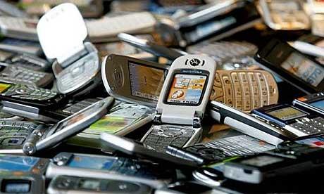koleksi telefon bimbit