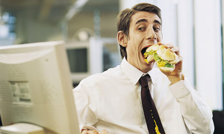 How to Practice Healthy Eating Habits in Your Office?