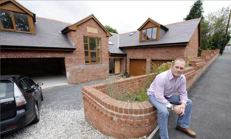 Be warned building your own home can go wrong money the guardian Build your own house