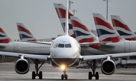 The British Airways strike is expected to ground 1m passengers over Christmas