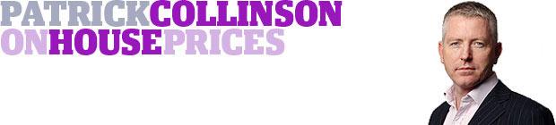 Patrick Collinson on house prices