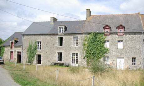 Say bonjour to a bargain home money the guardian for French country homes in france