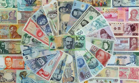 Currency of the world
