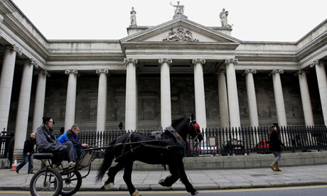 Should I buy shares in Bank of Ireland?