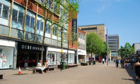 Middle Britain finds its focus in Slough