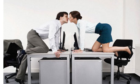 Office sex video online