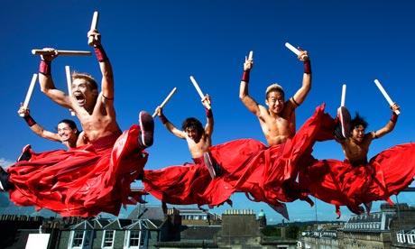 The Edinburgh festival on less than £50 a day