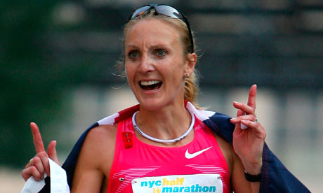 What to do with a degree in modern languages. Paula Radcliffe is a modern languages graduate