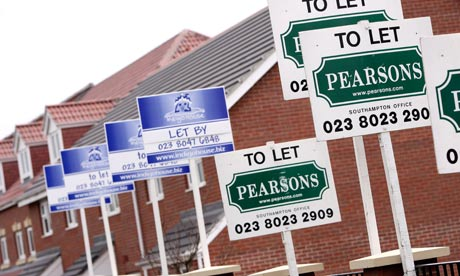 Rents rise as supply and demand favours landlords