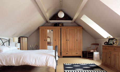 Loft conversions are 'biggest boost to house values'