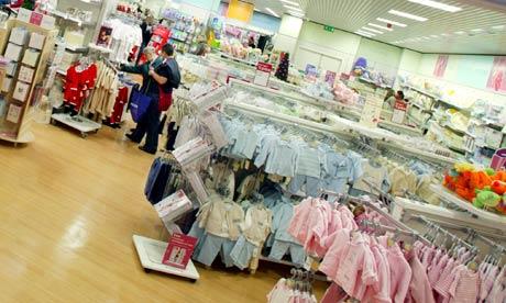 Parents splash out £1,677 on children's clothes