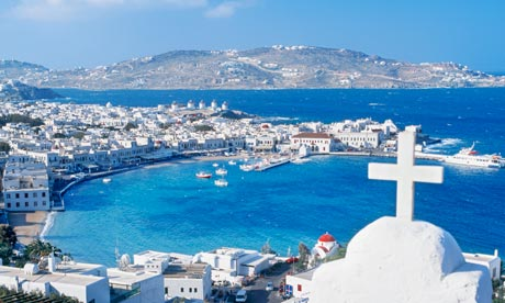 Download this Mykonos Greek Island picture