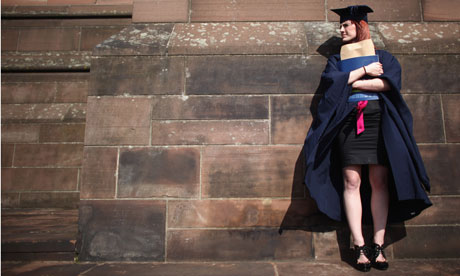 A graduate from Liverpool's John Moore University