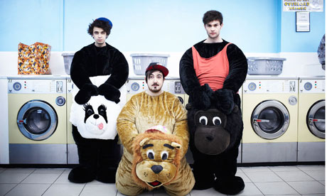 The Midnight Beast Are Back Parodying Keha photo 1