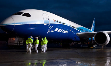 boeing scrambles to repair problems with Seattle-based boeing engineers are complaining about having to fix problems from the charleston, sc, plant.